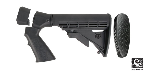 Six Position Adjustable Stock Remington For 7600, 760, 7400, 750, and 740 in all Calibers